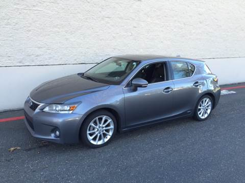 2013 Lexus CT 200h for sale at APX Auto Brokers in Lynnwood WA