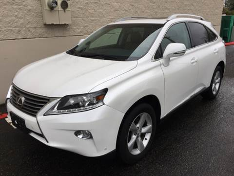 2015 Lexus RX 350 for sale at APX Auto Brokers in Lynnwood WA