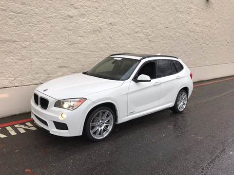 2013 BMW X1 for sale at APX Auto Brokers in Lynnwood WA