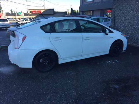 2015 Toyota Prius for sale at APX Auto Brokers in Lynnwood WA