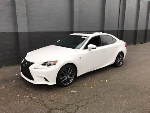 2014 Lexus IS 350 for sale at APX Auto Brokers in Lynnwood WA