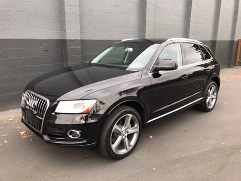 2014 Audi Q5 for sale at APX Auto Brokers in Lynnwood WA