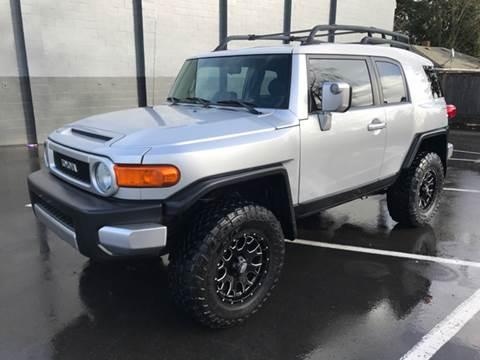 2007 Toyota FJ Cruiser for sale in Lynnwood, WA