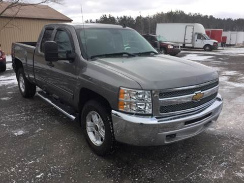 used chevrolet trucks for sale in traverse city mi