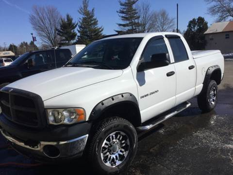 Used dodge trucks for sale in traverse city mi for Stein motors traverse city