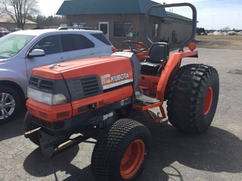 1994 Kubota L4200 for sale in Traverse City, MI