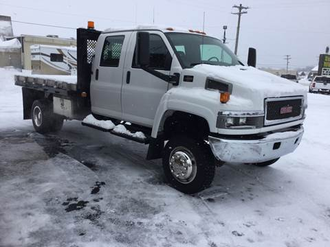 2006 GMC C4500 for sale in Traverse City, MI