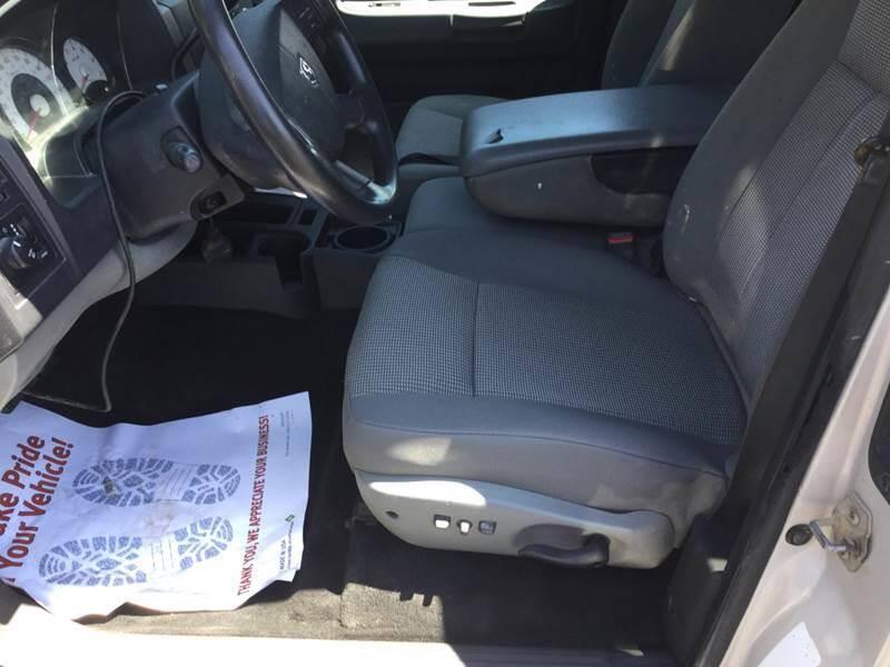 2010 Dodge Dakota 4x2 Big Horn 4dr Extended Cab - Traverse City MI
