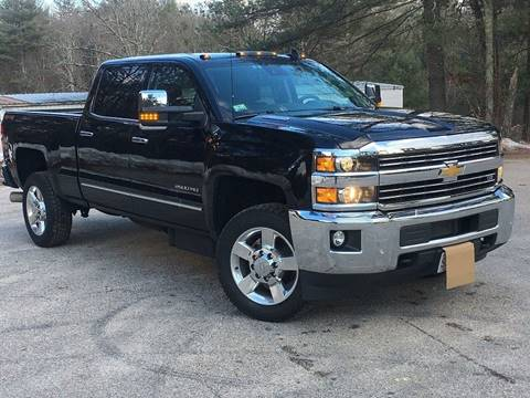 2016 Chevrolet Silverado 2500 for sale in Atlanta, GA