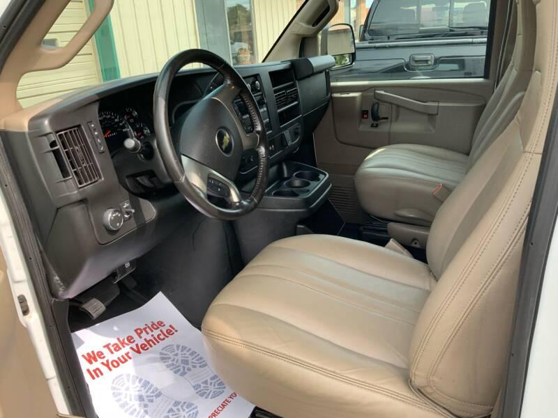 2018 Chevrolet Express Cargo 3500 3dr Cargo Van - Traverse City MI