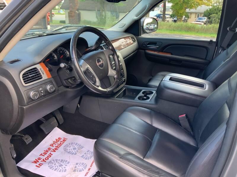 2008 GMC Sierra 1500 4WD SLT 4dr Extended Cab 6.5 ft. SB - Traverse City MI