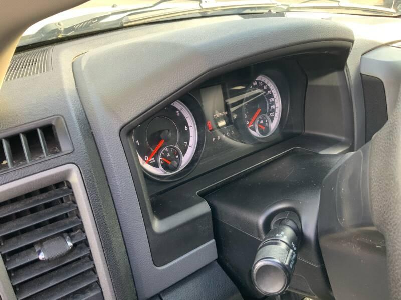 2013 RAM Ram Pickup 1500 4x4 Tradesman 4dr Crew Cab 5.5 ft. SB Pickup - Traverse City MI