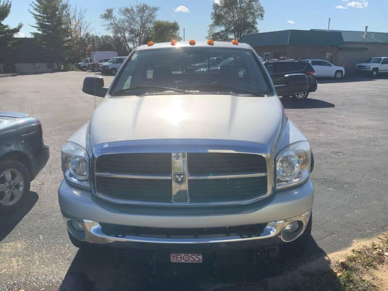 2007 Dodge Ram Pickup 2500 4x4 SLT 2dr Regular Cab 8 ft. LB Pickup - Traverse City MI