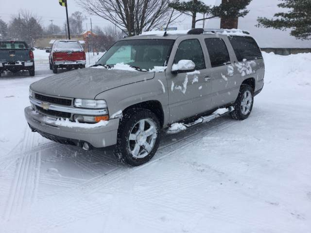 2006 chevrolet suburban ltz 1500 4dr suv 4wd in traverse for Stein motors traverse city