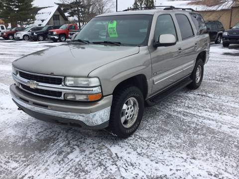 2001 chevrolet tahoe for sale fort walton beach fl for Stein motors traverse city