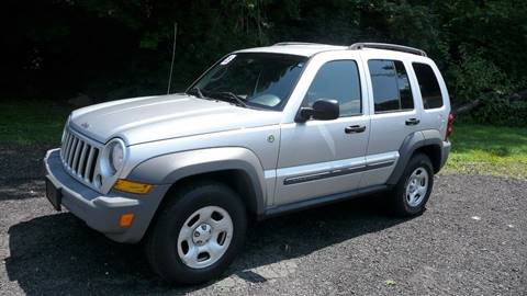 2005 Jeep Liberty for sale in Meriden, CT