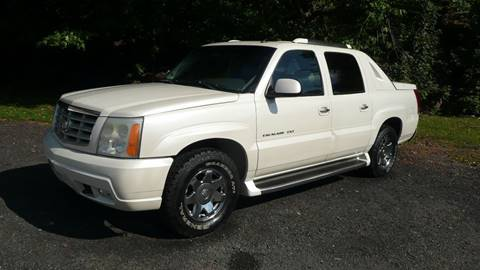 2003 Cadillac Escalade EXT for sale in Meriden, CT