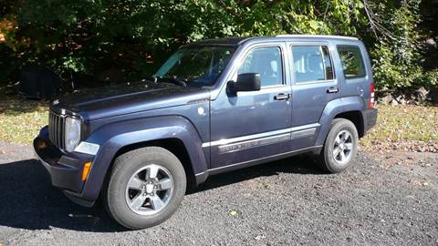 2008 Jeep Liberty for sale in Meriden, CT