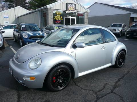 2001 Volkswagen New Beetle for sale in Southington, CT