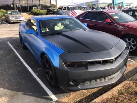 2014 Chevrolet Camaro for sale in Montgomery, AL