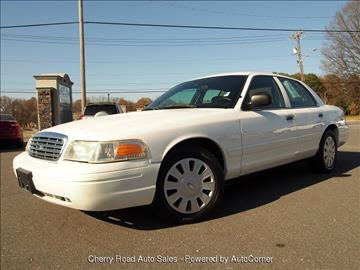 2008 Ford Crown Victoria for sale in Rock Hill, SC