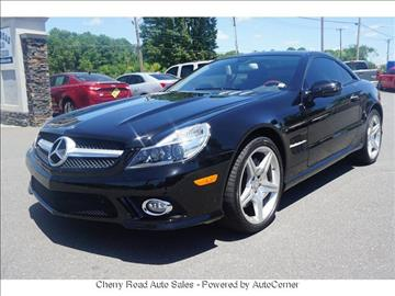 2011 Mercedes-Benz SL-Class for sale in Rock Hill, SC