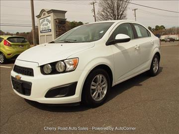 2012 Chevrolet Sonic for sale in Rock Hill SC