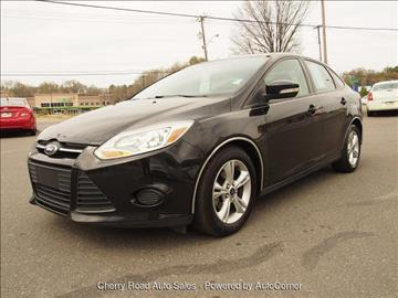 2013 Ford Focus for sale in Rock Hill, SC