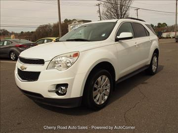 2010 Chevrolet Equinox for sale in Rock Hill, SC