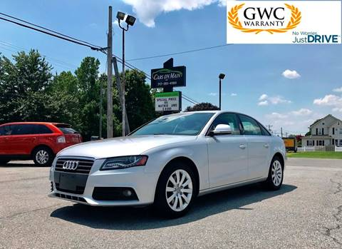 2009 Audi A4 for sale in New Holland, PA