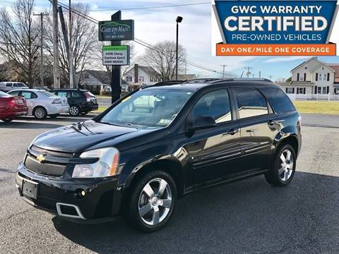 2008 Chevrolet Equinox for sale in New Holland, PA