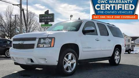 2007 Chevrolet Suburban for sale in New Holland, PA