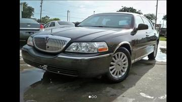 2005 Lincoln Town Car for sale in Pasadena, TX
