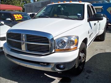 2006 Dodge Ram Pickup 3500 for sale in Pasadena, TX