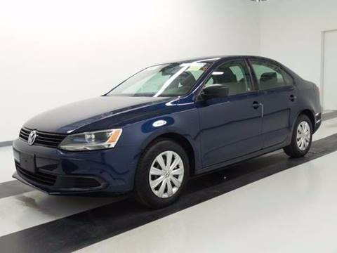 2013 Volkswagen Jetta for sale at SMZ Auto Import in Roswell GA