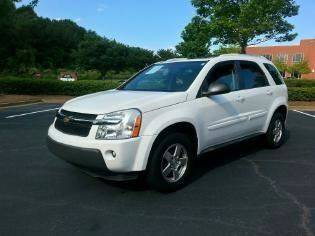 2005 Chevrolet Equinox for sale at SMZ Auto Import in Roswell GA