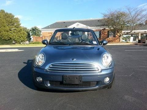 2010 MINI Cooper for sale at SMZ Auto Import in Roswell GA