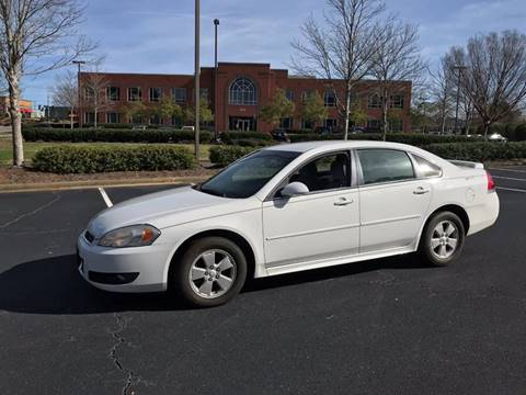 2011 Chevrolet Impala for sale at SMZ Auto Import in Roswell GA