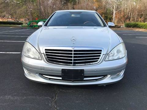 2009 Mercedes-Benz S-Class for sale at SMZ Auto Import in Roswell GA
