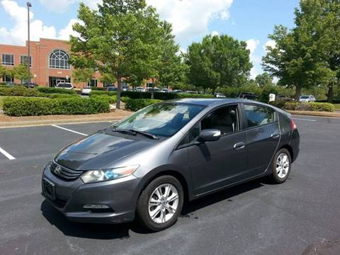 2011 Honda Insight for sale at SMZ Auto Import in Roswell GA