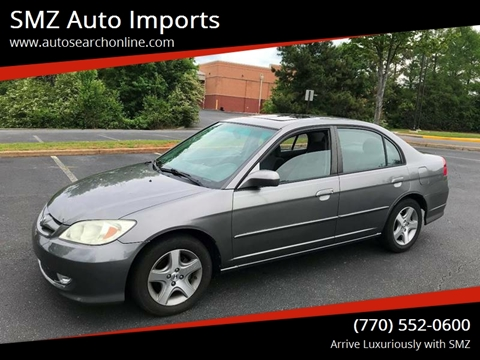 2005 Honda Civic for sale in Roswell, GA