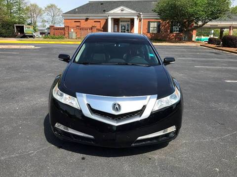 2010 Acura TL for sale at SMZ Auto Import in Roswell GA