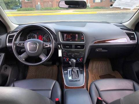 2012 Audi Q5 for sale at SMZ Auto Import in Roswell GA
