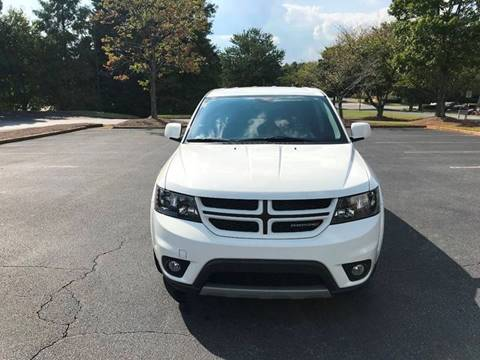 2015 Dodge Journey for sale at SMZ Auto Import in Roswell GA