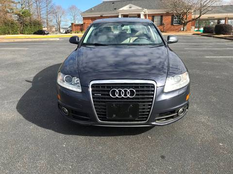 2011 Audi A6 for sale at SMZ Auto Import in Roswell GA