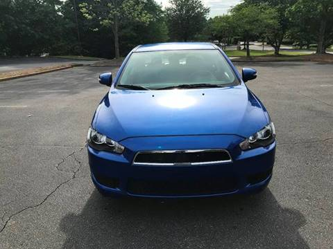 2015 Mitsubishi Lancer for sale at SMZ Auto Import in Roswell GA