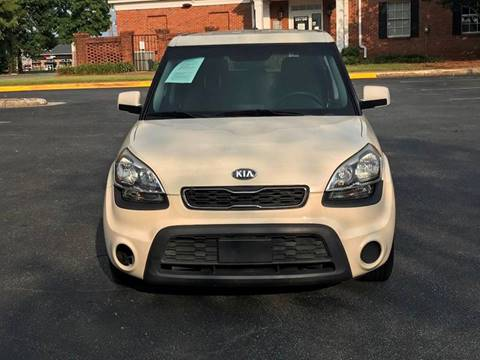 2013 Kia Soul for sale at SMZ Auto Import in Roswell GA