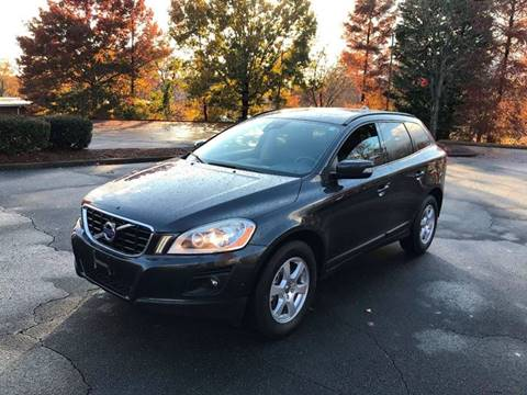 2010 Volvo XC60 for sale at SMZ Auto Import in Roswell GA