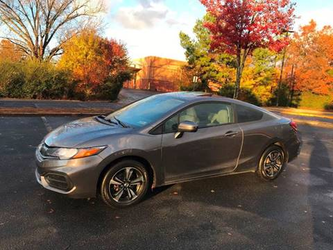 2014 Honda Civic for sale at SMZ Auto Import in Roswell GA