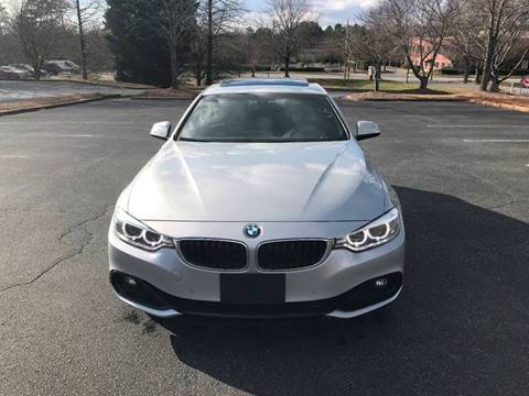 2017 BMW 4 Series for sale at SMZ Auto Import in Roswell GA